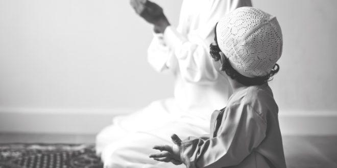 çocuklar için dualar