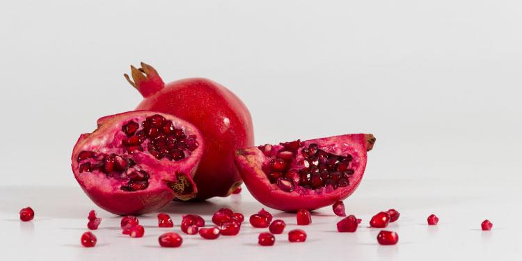 nar, kuranda geçen meyveler