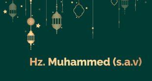hz. muhammed, makamı mahmut, şefaat, hamd sancağı nedir