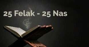 25 Felak 25 nas sureleri, dinle