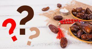 Oruç ile ilgili sorular ve cevaplar, arıcı bozan durumlar