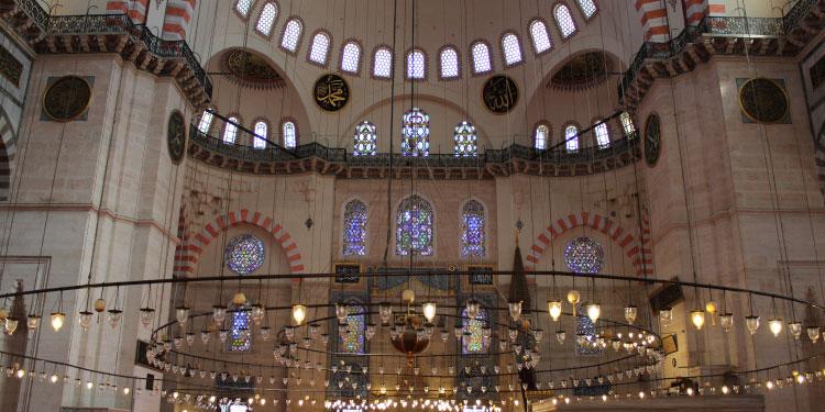 Süleymaniye mimari özellikleri ve sırları