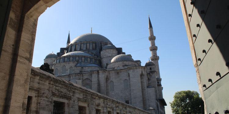 Süleymaniye cami yapılışı ve süleymaniyenin sırları