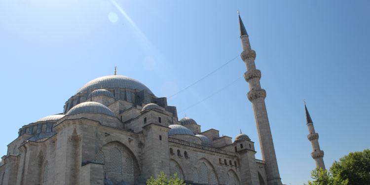 Süleymaniye ve mimar sinan