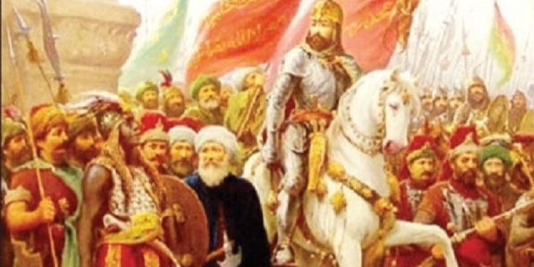 Akşemseddin İstanbul'un Fethine katılması