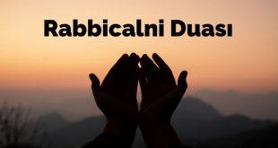 Rabbicalni duası ve anlamı
